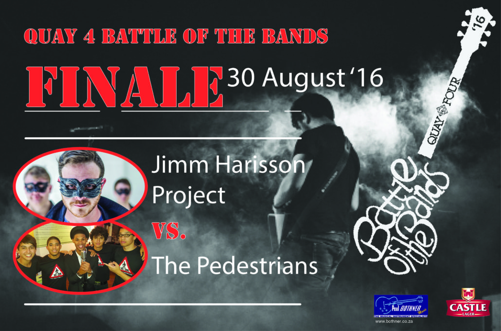 Battle of the bands tempelate