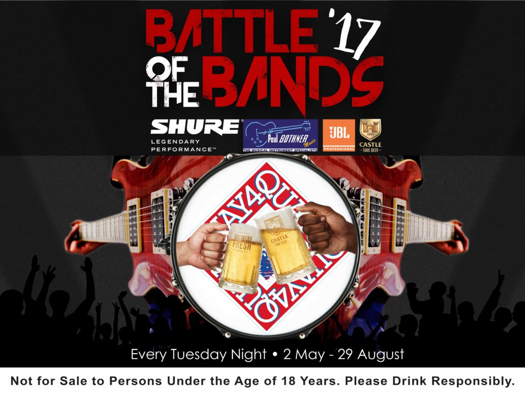 Quay 4 Battle of the Bands